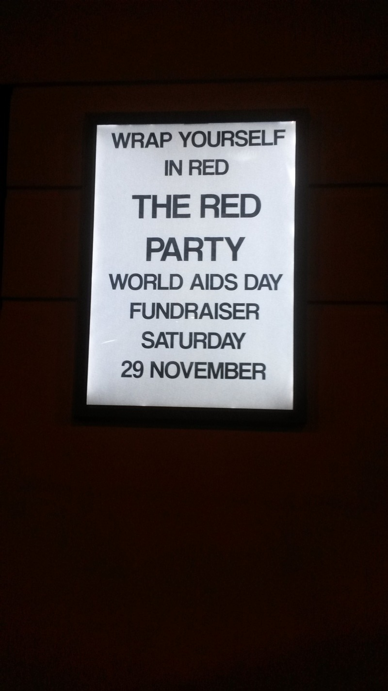 Red Party Possibility
